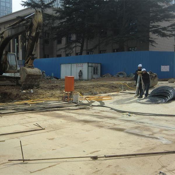建筑基坑竖向位移监测