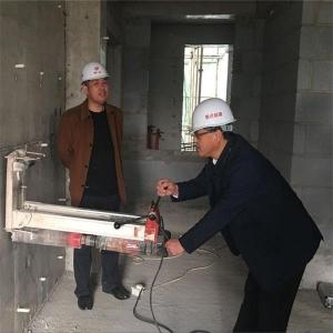 钻芯法检测混凝土强度