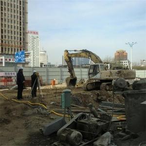 建筑基坑水平位移监测