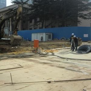 青岛建筑基坑竖向位移监测