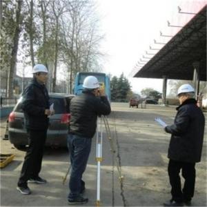 钢结构挠度检测